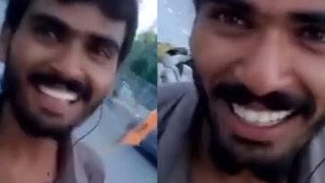Pakistani fruit seller singing arijit singh song