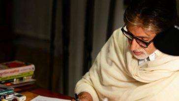 Amitabh Bachchan Writer Letter